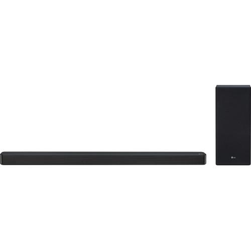 LG SL7Y 420W 3.1-Channel Soundbar System