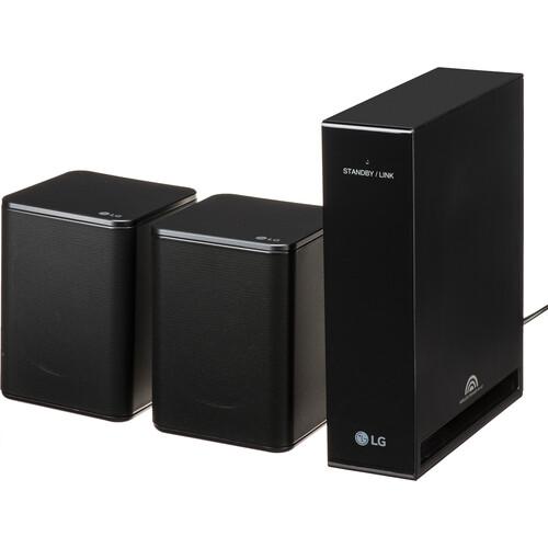 LG 2.0 Channel Sound Bar Wireless Rear Speaker Kit