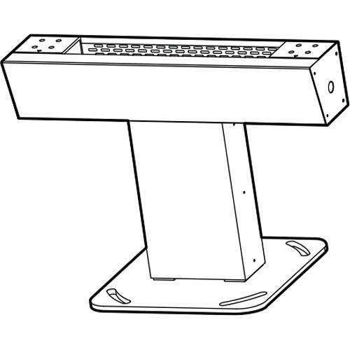 LG Stand for 55XE3C Signage Display