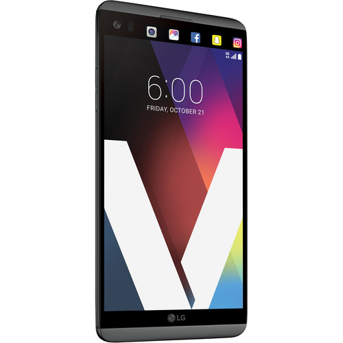 LG LG V20 US996 64GB Smartphone with Frost/Black Case Kit (Unlocked, Titan)