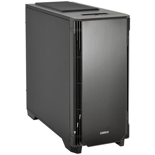 "Lian Li PC-K6S Mid-Tower ATX Chassis with 2x 5.25"" Bays, 2x Fans & 2x USB 3.0/2.0 Ports"