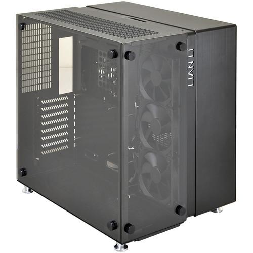 Lian Li PC-O9WX Mid-Tower Case (Black)