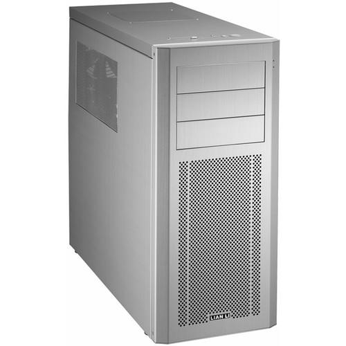 Lian Li PC-10NA Mid-Tower Case (Silver)