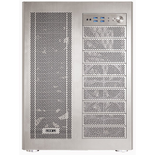 Lian Li PC-D600 Full Tower Desktop Case (Silver)