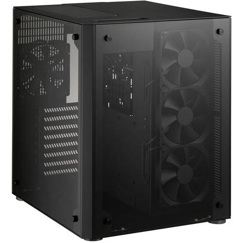 Lian Li PC-08WX Mid-Tower Case (Black)