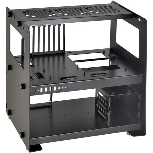 Lian Li PC-T80 XL-ATX/ATX/Micro-ATX/Mini-ITX Test Bench (Black)