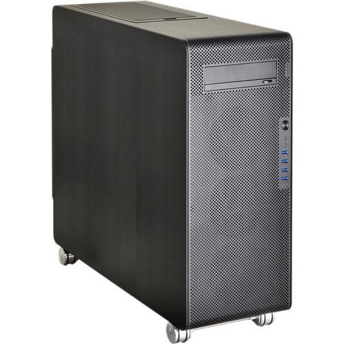Lian Li PC-V1000LB Full Tower Desktop Case (Black)