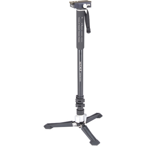 Libec Hands-Free Monopod with APX Adapter Plate Kit