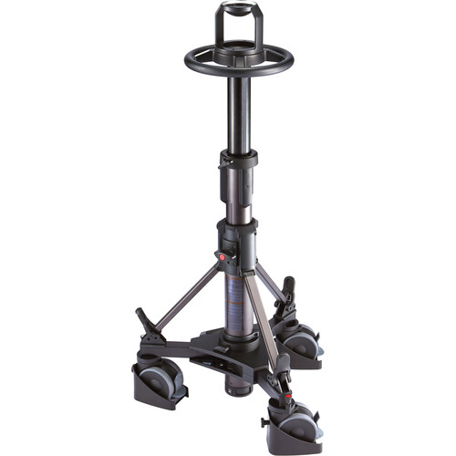 Libec P110 Pedestal Column With DL-10RB Compact For Studio Use