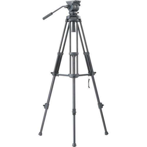 Libec TH-Z Tripod System with Mid-Level Spreader (75 mm)