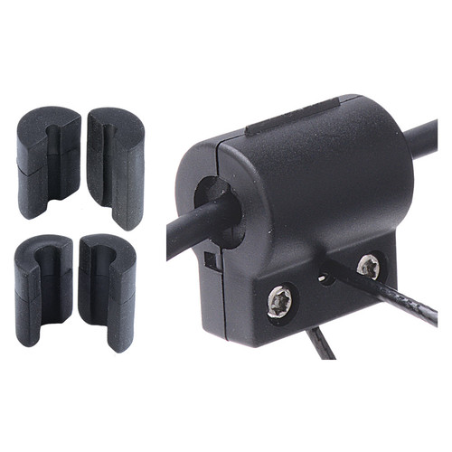 Liberty AV Solutions Base Security Clamp with Cable and Hardware for DL-AR Adapter System