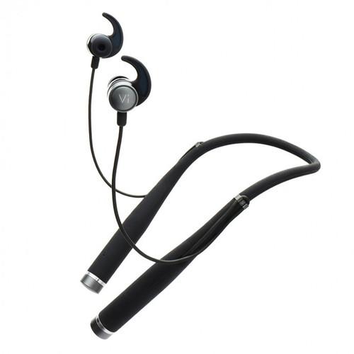Vi Vi AI Personal Trainer Bluetooth Headphones (Matte Black)