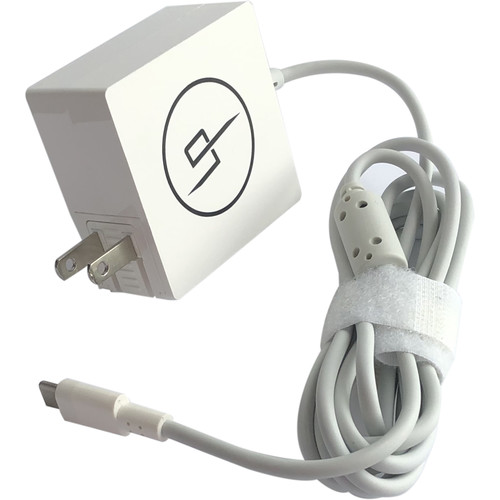Lifepowr 45W USB Type-C Power Delivery Charger (White)