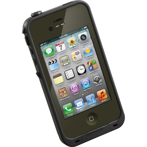 LifeProof Case for iPhone 4/4s (Olive Drab Green)