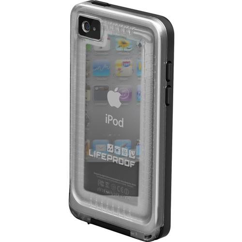 LifeProof Waterproof Case for iPod Touch Gen 4 (Clear/Black)