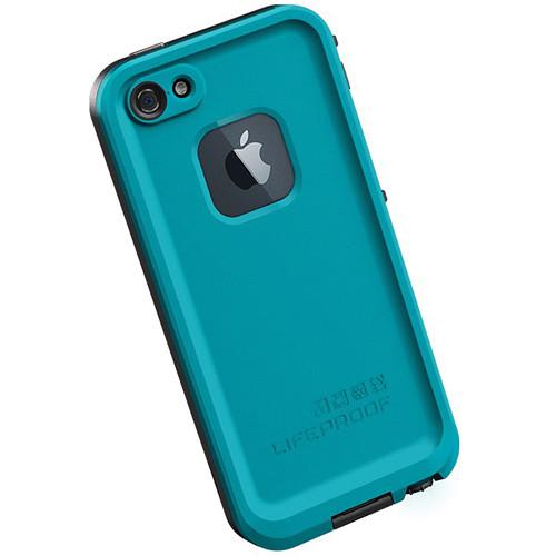 LifeProof frē Case for iPhone 5 (Teal / Black)