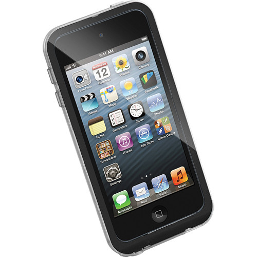 LifeProof frē Case for 5th and 6th Generation iPod Touch (Black/White)
