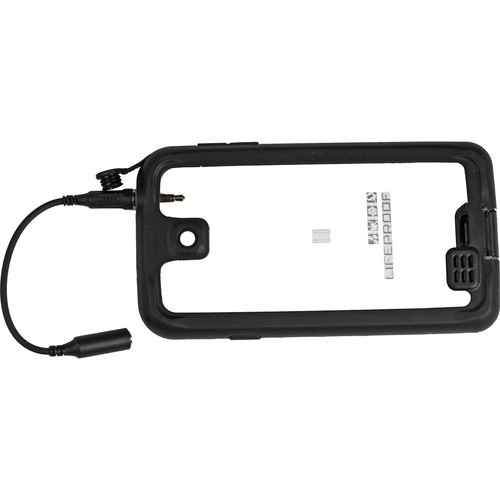 LifeProof frē Case for Galaxy S4 (Black/Clear)