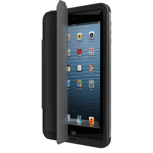 LifeProof frē Cover + Stand Case for iPad Air (Black)