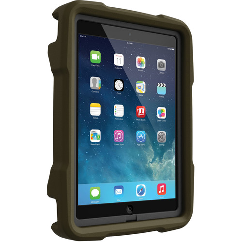 LifeProof iPad Air nüüd & frē LifeJacket (Olive Drab Green)