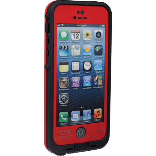 Lifeproof Case Iphone  Red