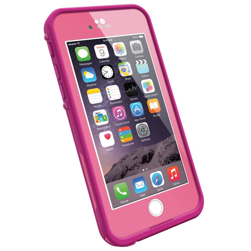 LifeProof frē Case for iPhone 6 (Power Pink)