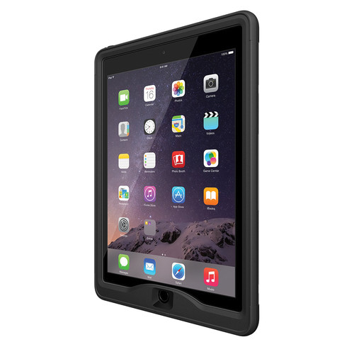 LifeProof nüüd Case for iPad Air 2 (Black)