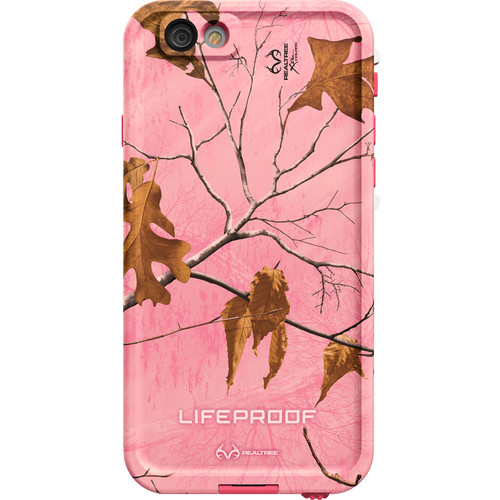 LifeProof frē Case for iPhone 6s (Realtree Xtra Pink)