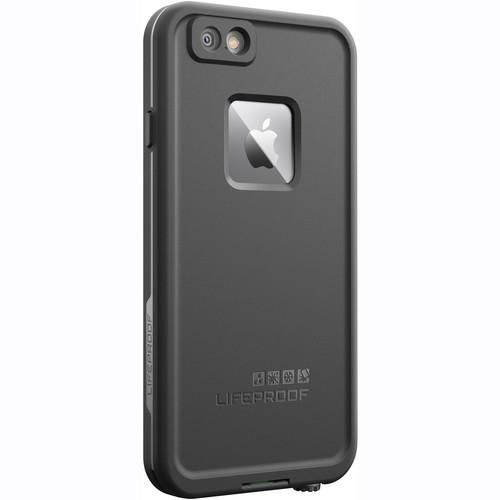 LifeProof frē Case for iPhone 6 Plus/6s Plus (Black)