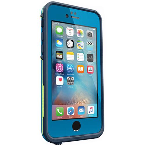 LifeProof frē Case for iPhone 6 Plus/6s Plus (Banzai Blue)