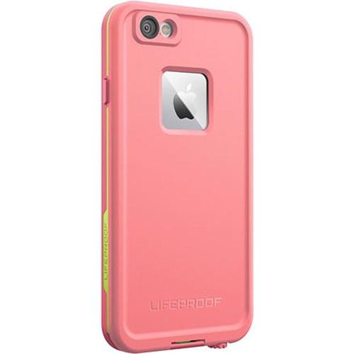 LifeProof frē Case for iPhone 6 Plus/6s Plus (Sunset Pink)