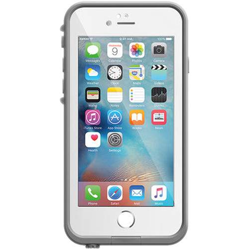 LifeProof frē Case for iPhone 6s (Avalanche White)