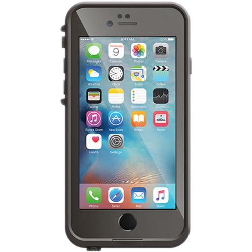 LifeProof frē Case for iPhone 6s (Grind Gray)