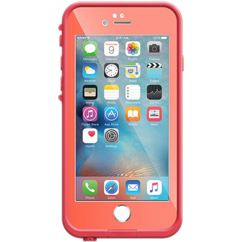 LifeProof frē Case for iPhone 6s (Sunset Pink)