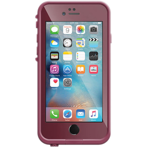 LifeProof frē Case for iPhone 6s (Crushed Purple)