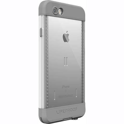 LifeProof nüüd Case for iPhone 6s Plus (Avalanche White)