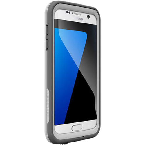 LifeProof frē Case for Galaxy S7 (Avalanche White)