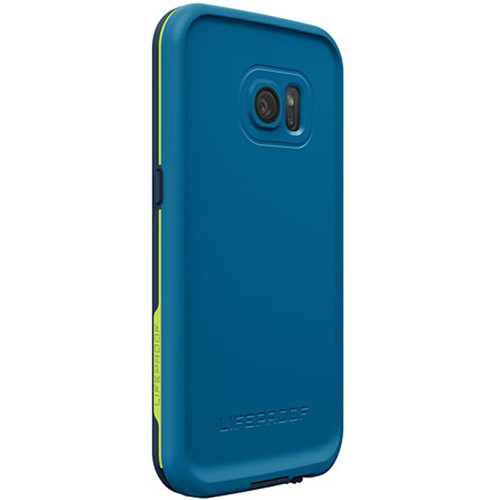 LifeProof frē Case for Galaxy S7 (Banzai Blue)