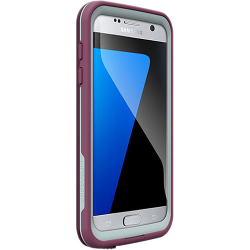 LifeProof frē Case for Galaxy S7 (Crushed Purple)