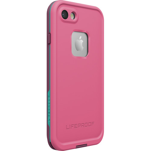 LifeProof frē Case for iPhone 7 (Twilight's Edge Pink)