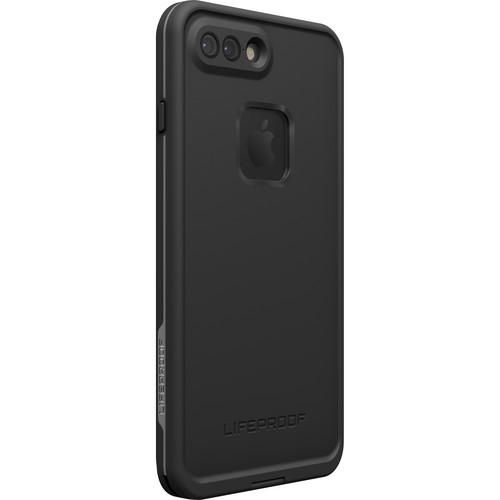 LifeProof frē Case for iPhone 7 Plus (Asphalt Black)