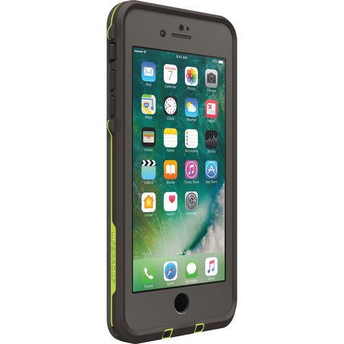 LifeProof frē Case for iPhone 7 Plus (Second Wind Gray)