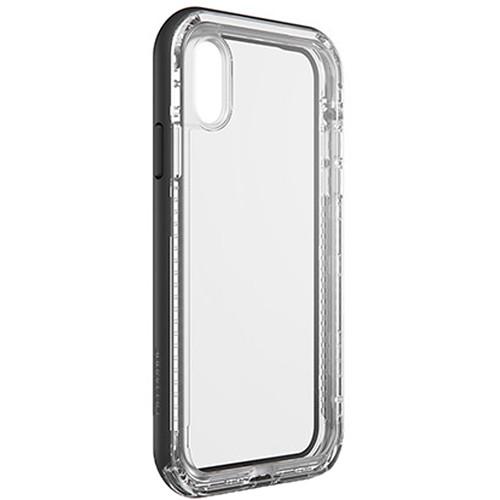 LifeProof NËXT Case for iPhone XR (Black Crystal)