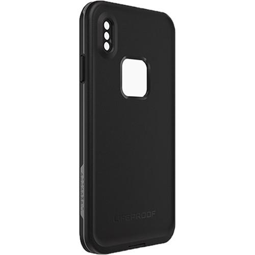 LifeProof Frē Case for iPhone Xs Max (Asphalt)