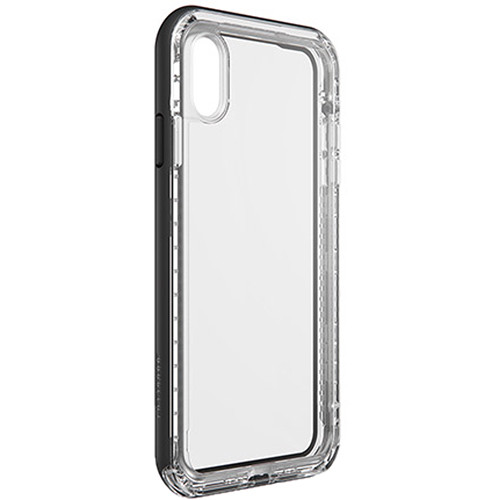 LifeProof NËXT Case for iPhone Xs Max (Black Crystal)