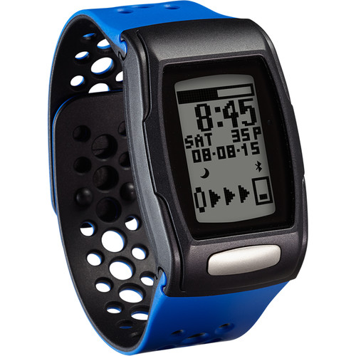 LifeTrak Zone C410 Activity Tracking Watch (Midnight Black/Blizzard Blue)