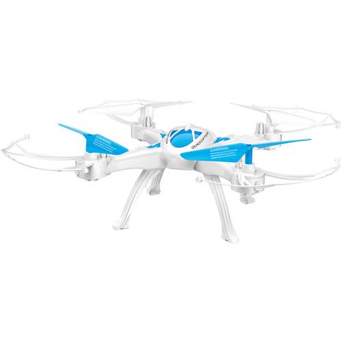 Lift Off LH-X16 2.4 GHz RC Drone (Blue)