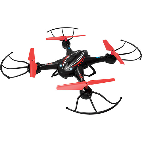 Lift Off X11 PT1610 Drone (Black/Red)