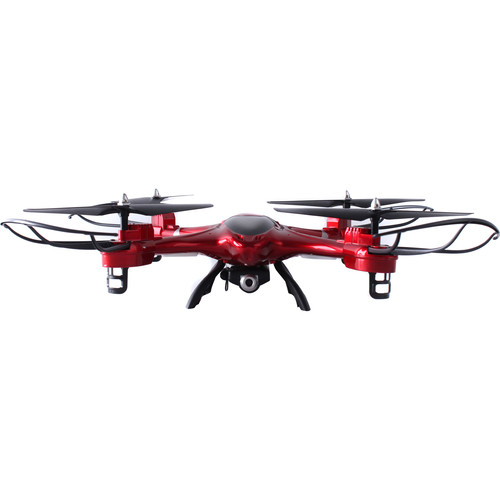 Lift Off X50 PT1660 Drone with Wi-Fi Camera (Red)