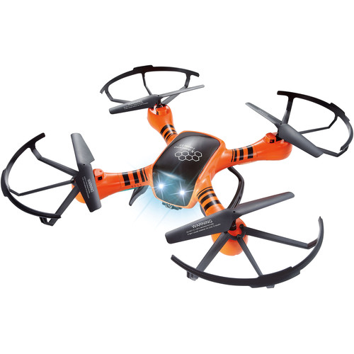 Lift Off X60 PT1664 Drone with Wi-Fi Camera (Orange)